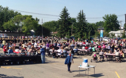 Marda Loop Community Association Annual Stampede Breakfast
