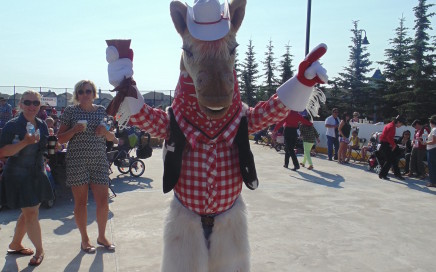 New Brighton Stampede Breakfast