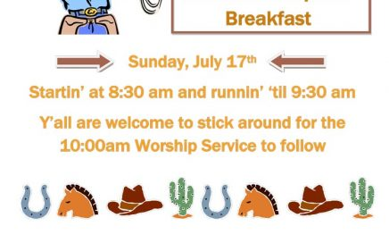 Hope Lutheran Stampede Breakfast 2016