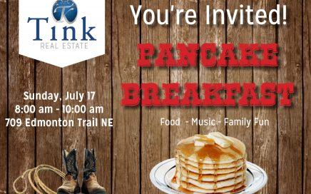 Tink Stampede Breakfast 2016