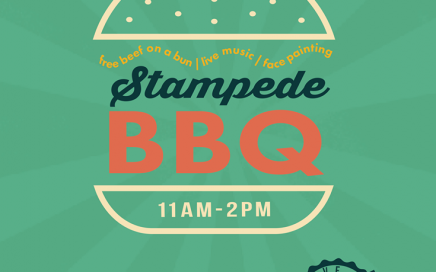 The Mustard Seed's Annual Stampede BBQ 2016