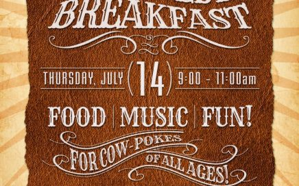 St. Mary's University's Stampede Breakfast 2016