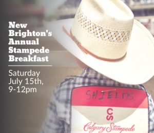 New Brighton Stampede Breakfast 2017