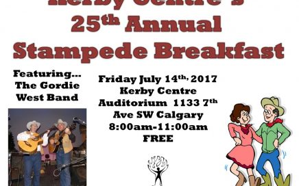 Kerby Centre Stampede Breakfast 2017