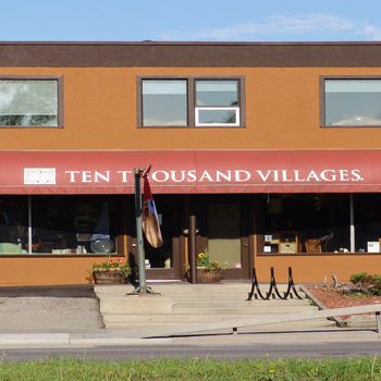 Ten Thousand Villages Stampede Breakfast 2017