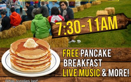 Northwest Auto Mall Stampede Breakfast 2017