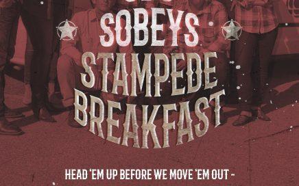 CBC Sobeys Stampede Breakfast 2017