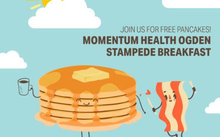 Momentum Health Ogden Stampede Breakfast 2018