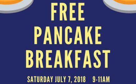 LDS Reunion Pancake Breakfast 2018