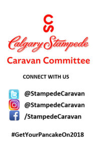 Stampede Caravan Westside Recreation Centre 2018