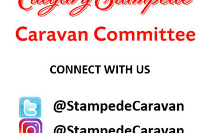 Stampede Caravan Southcentre Mall 2018