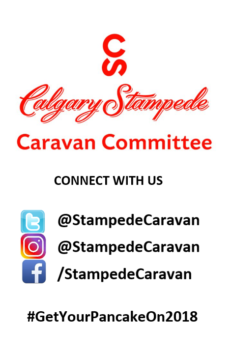 Stampede Caravan Deer Valley Shopping Centre 2018