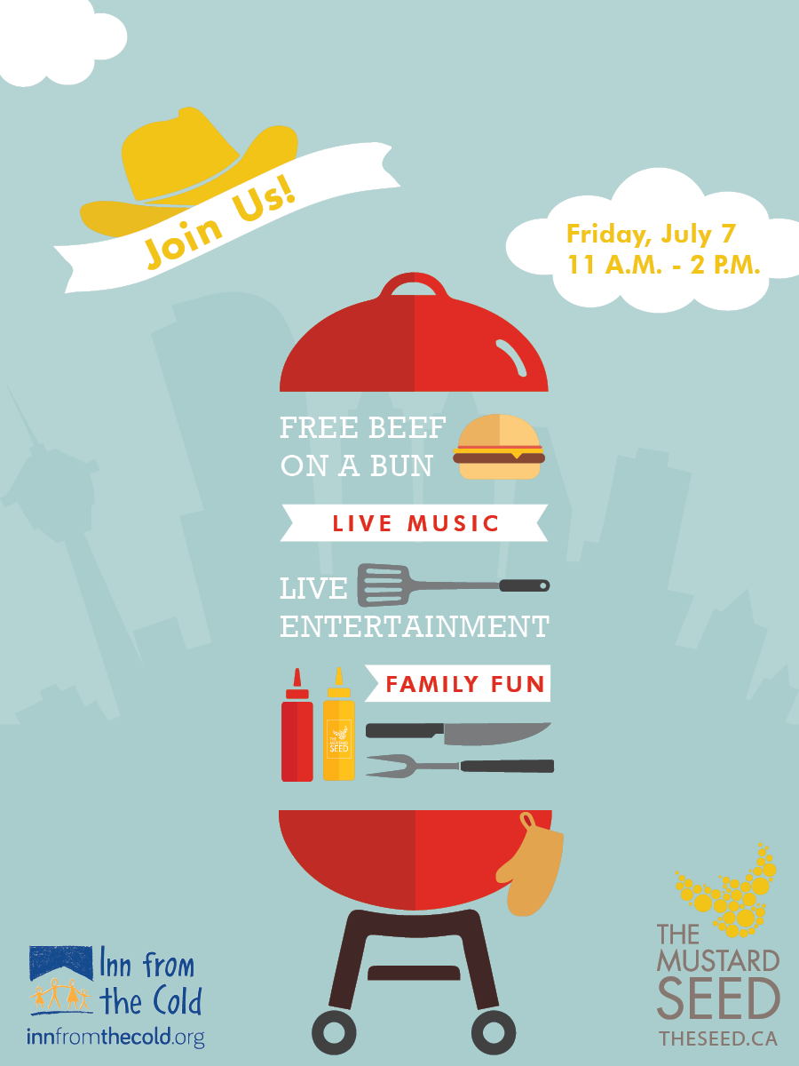 The Mustard Seed Stampede BBQ 2018