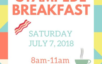 Hope Mission's Stampede Breakfast 2018