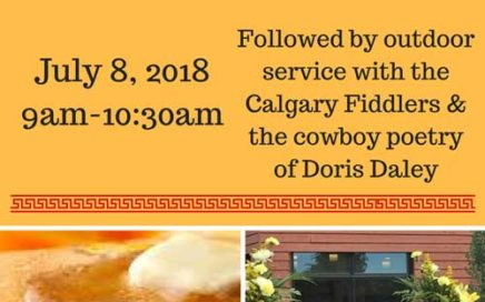 Christ Church Elbow Park Stampede Breakfast 2018