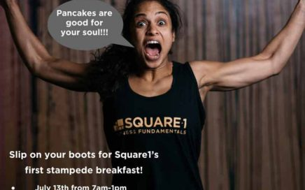 Square1 Pancake Breakfast 2018