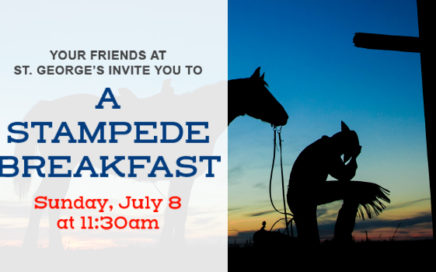 St. George's Stampede Breakfast 2018
