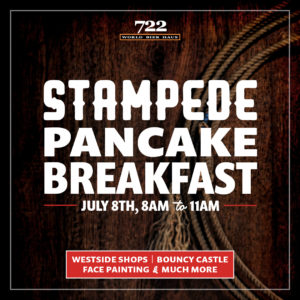 22 World Bier Haus Stampede Pancake Breakfast 2018