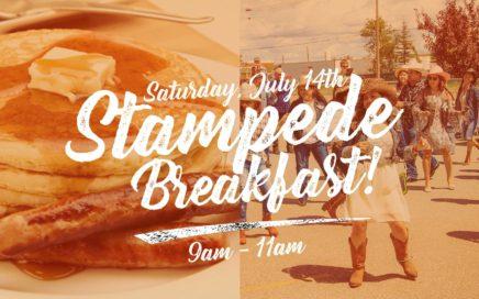 Champion Life Centre Stampede Breakfast 2018