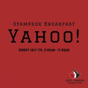 Events Stampede Breakfast 2019