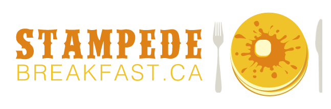 Stampede Breakfast 2020 Logo
